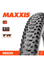 "MAXXIS MAXXIS REKON 29 X 2.25"" TR 3C EXO FOLD 120 TPI TYRE"