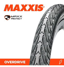 MAXXIS MAXXIS OVERDRIVE 700 X 38C MAXX PROTECT WIRE 27 TPI TYRE