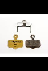 JAGWIRE BRAKE PADS DISC JAGWIRE PRO SRAM/AVID ELIXIR SEMI METALLIC