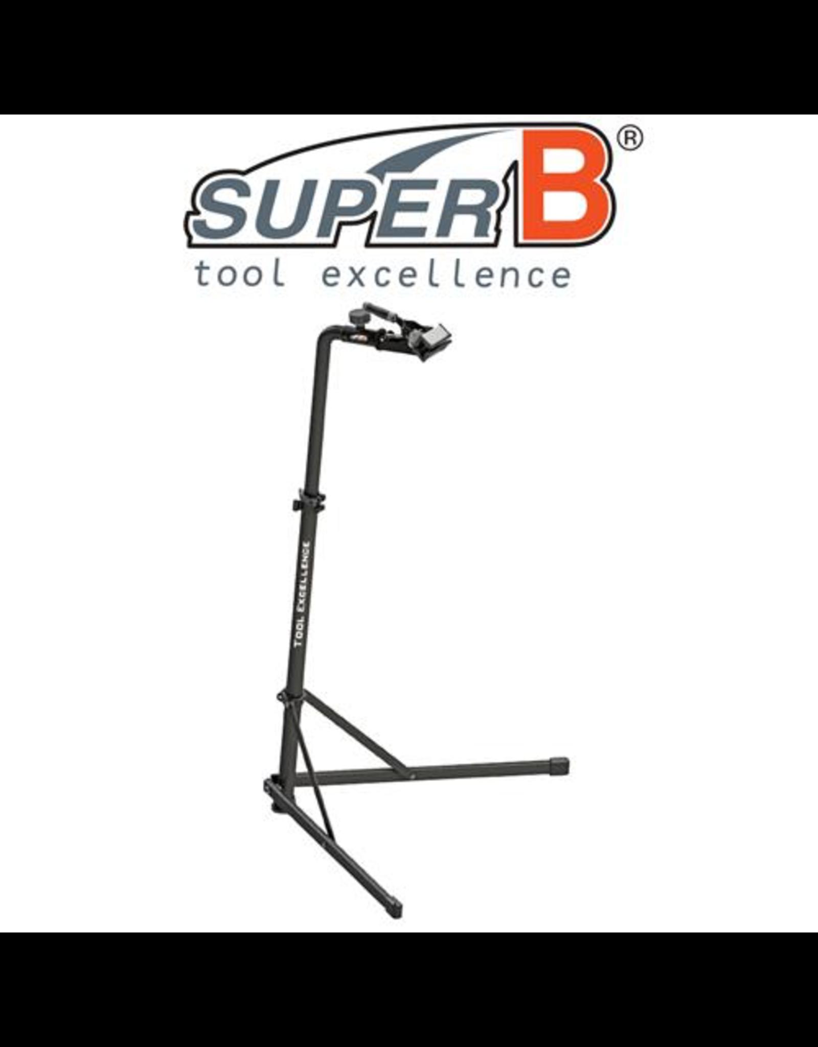 SUPER-B TOOL SUPER-B ESSENTIAL BICYCLE REPAIR STAND (SUIT E-BIKE)
