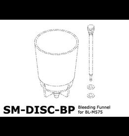 Shimano SHIMANO BL-M575 BLEED BUCKET/FUNNEL w/OIL STOPPER