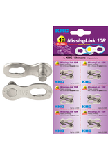 KMC KMC CHAIN MISSING LINK 10 SPEED SILVER