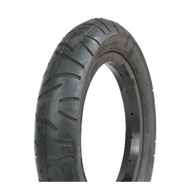 "BIKECORP FREEDOM HEAVY DUTY 12-1/2 X 2-1/4"" BLACK TYRE"