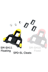 Shimano SHIMANO SM-SH11 SPD-SL YELLOW PEDAL CLEAT SET