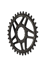 WOLF TOOTH CHAINRING WOLF TOOTH RACEFACE CINCH SHIM 12 SPEED ELIPTICAL 32T BOOST BLACK