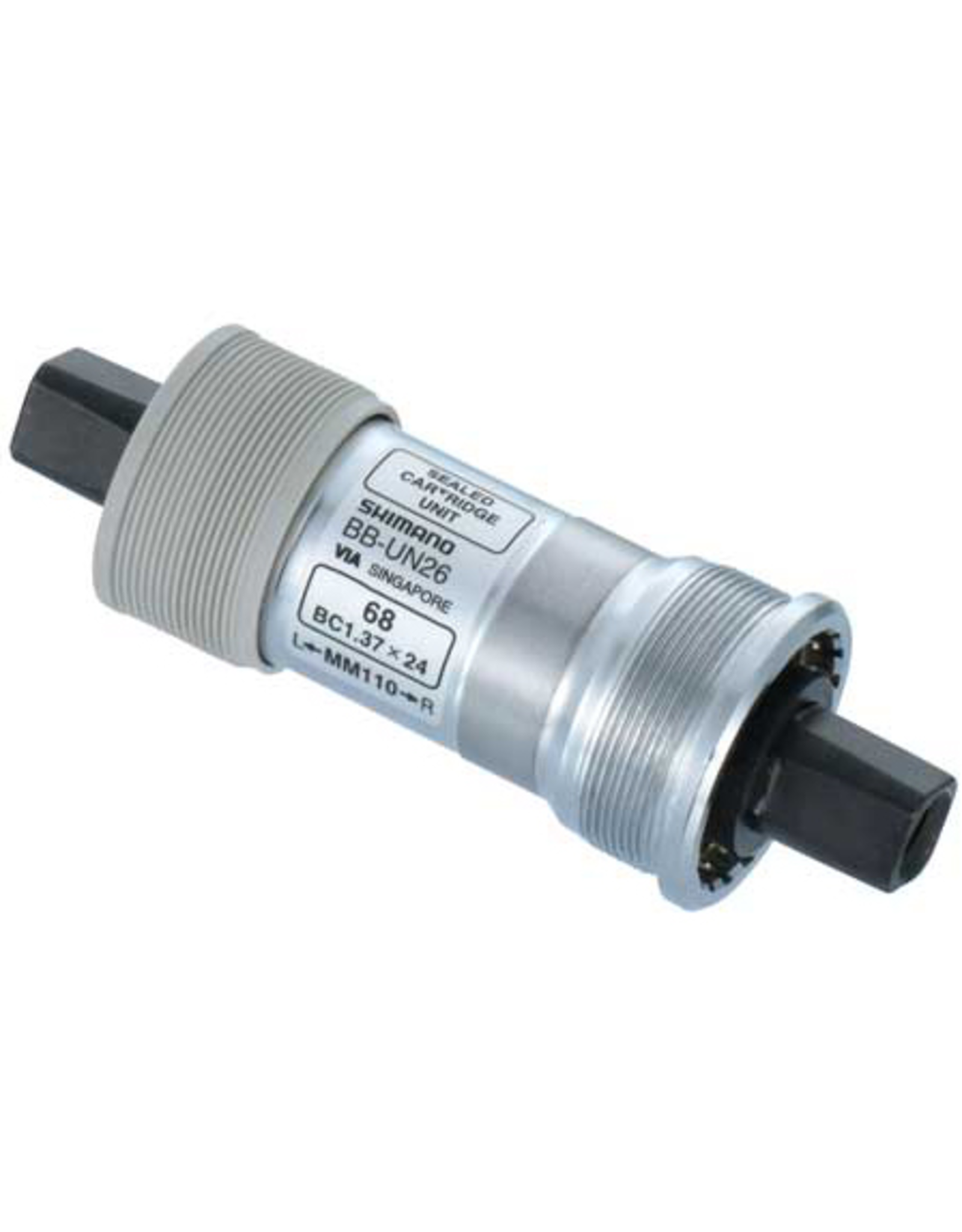Shimano BOTTOM BRACKET SHIMANO BB-UN26 68 X 113MM