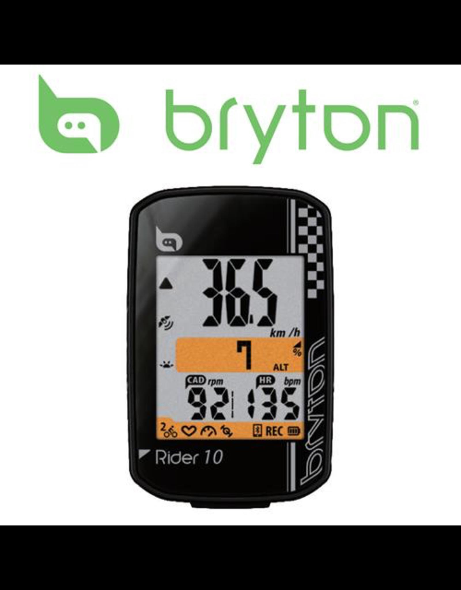 BRYTON CYCLE COMPUTER BRYTON RIDER 10E - GPS