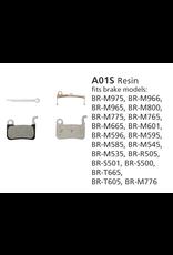 Shimano BRAKE PADS DISC SHIMANO BR-M775 A01S RESIN XT, XTR, HONE & SAINT