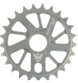 PREMIUM SPROCKET PREMIUM PRODUCTS GNAR STAR 25T SILVER