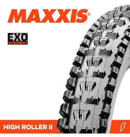 """MAXXIS MAXXIS HIGH ROLLER 2 26 X 2.40"""" EXO FOLD 60TPI TYRE"""