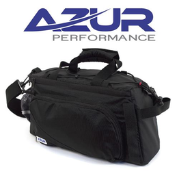 AZUR BAG AZUR EXPANDABLE RACK TOP BAG (PANNIER)