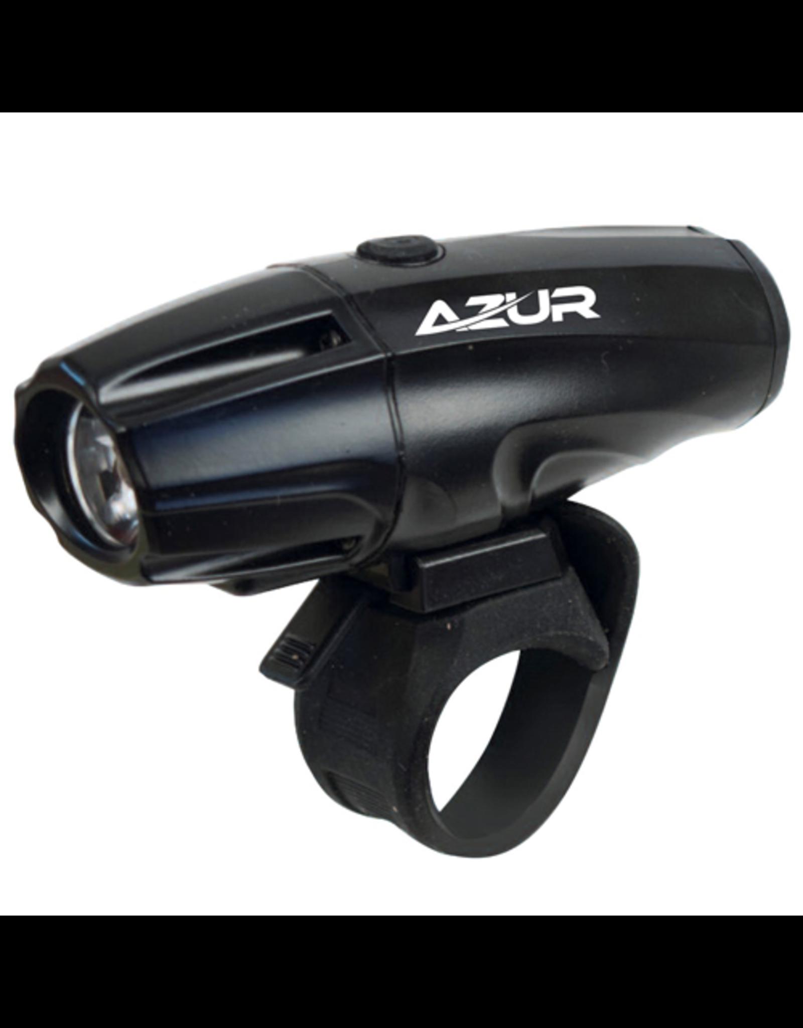 AZUR AZUR COVE 1000 LUMENS HEAD LIGHT USB RECHARGABLE