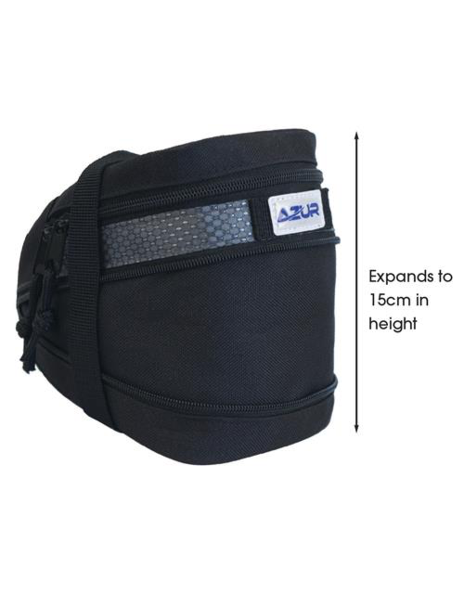 AZUR SADDLE BAG AZUR SHUTTLE BAG MEDIUM EXPANDING