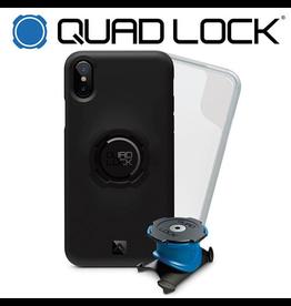 QUAD LOCK PHONE HOLDER QUAD LOCK BIKE KIT iPHONE X XS