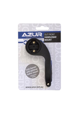 AZUR CYCLE COMPUTER AZUR OUT FRONT HANDLEBAR MOUNT BLACK