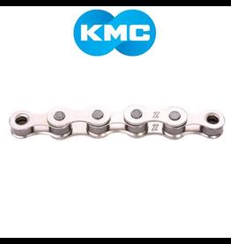 "KMC KMC CHAIN S1 1/2X1/8"" SINGLE SPEED 116 LINKS SILVER"
