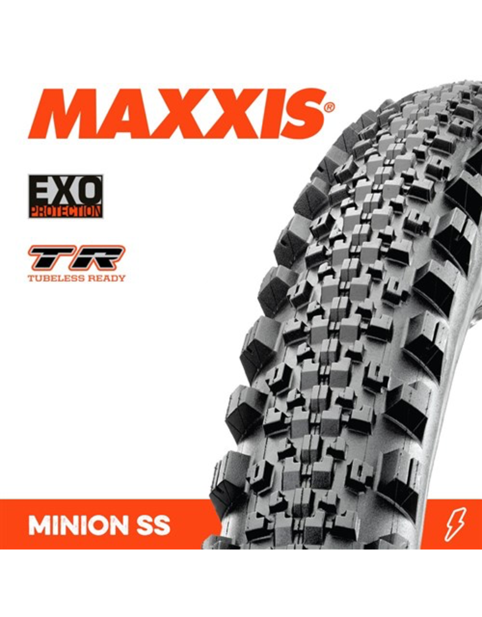 "MAXXIS TYRE MAXXIS MINION SS 29 X 2.30"" TR EXO FOLD"
