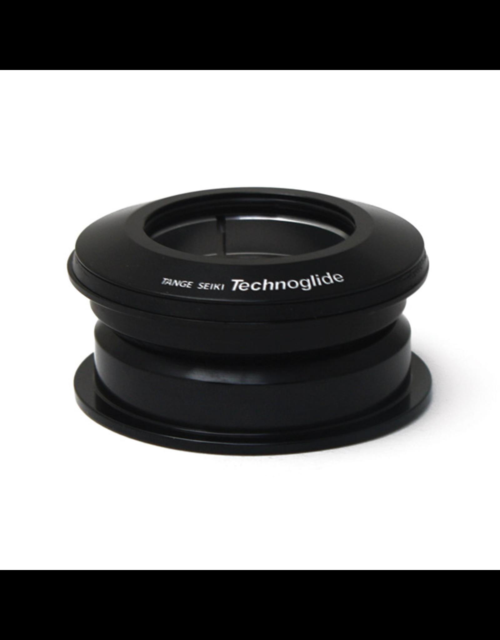 "TANGE HEADSET TANGE TECHNOGLIDE ZS22 1-1/8"" BLACK 44mm"