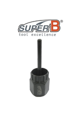 SUPER-B SUPER-B CLASSIC SHIMANO CASSETTE LOCKRING REMOVING TOOL W/GUIDE PIN