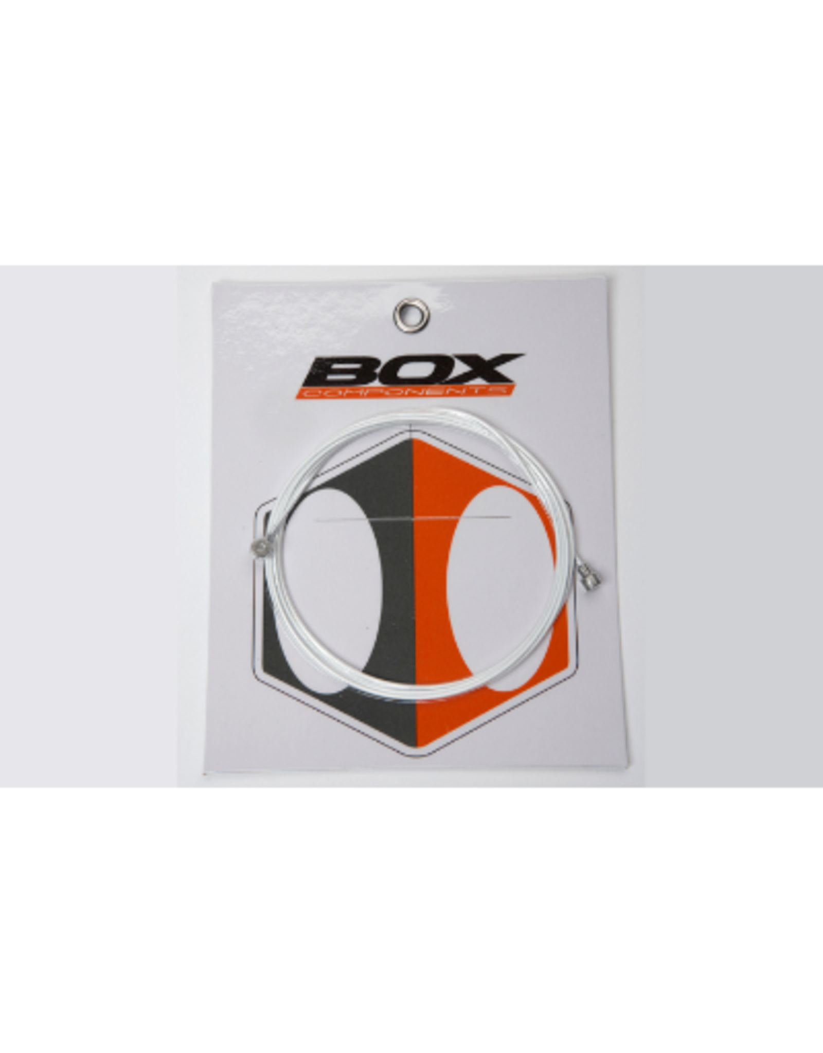 BOX BMX BRAKE CABLE BOX BMX NANO WHITE