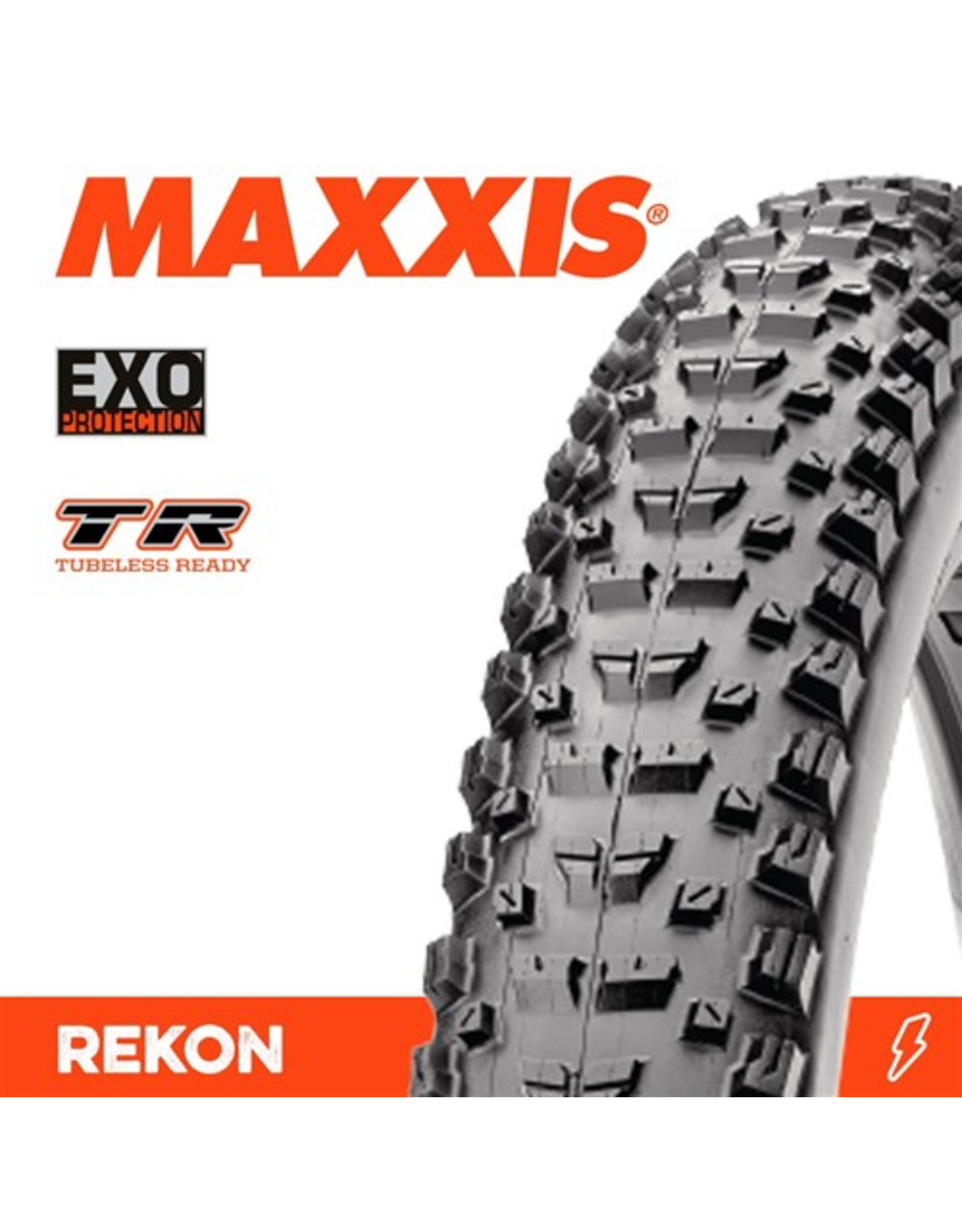 "MAXXIS MAXXIS REKON 29 X 2.60"" TR EXO FOLD 60 TPI TYRE"