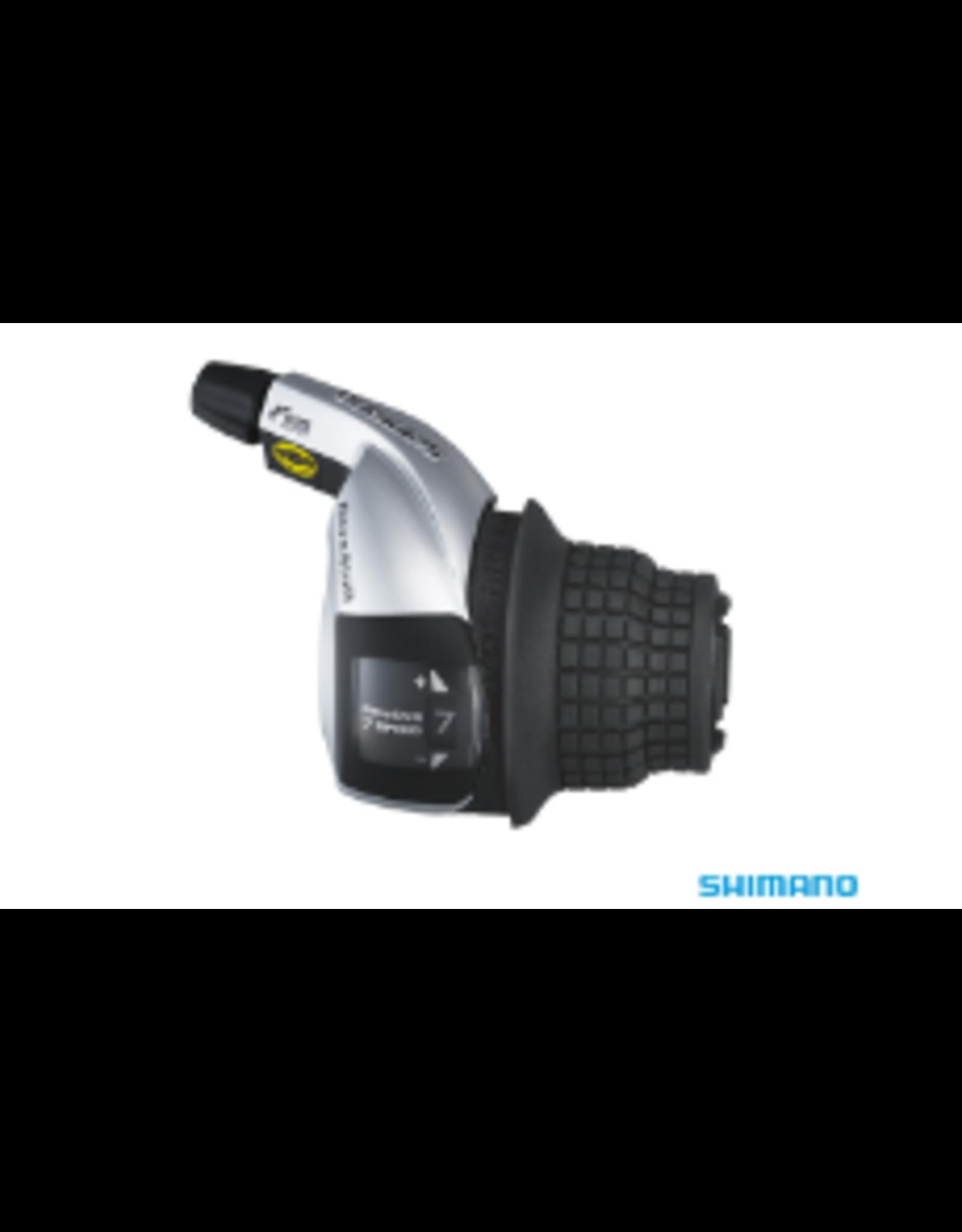 Shimano SHIFTER SET SHIMANO REVO SL-RS45 RIGHT 6 SPEED/LEFT SIS