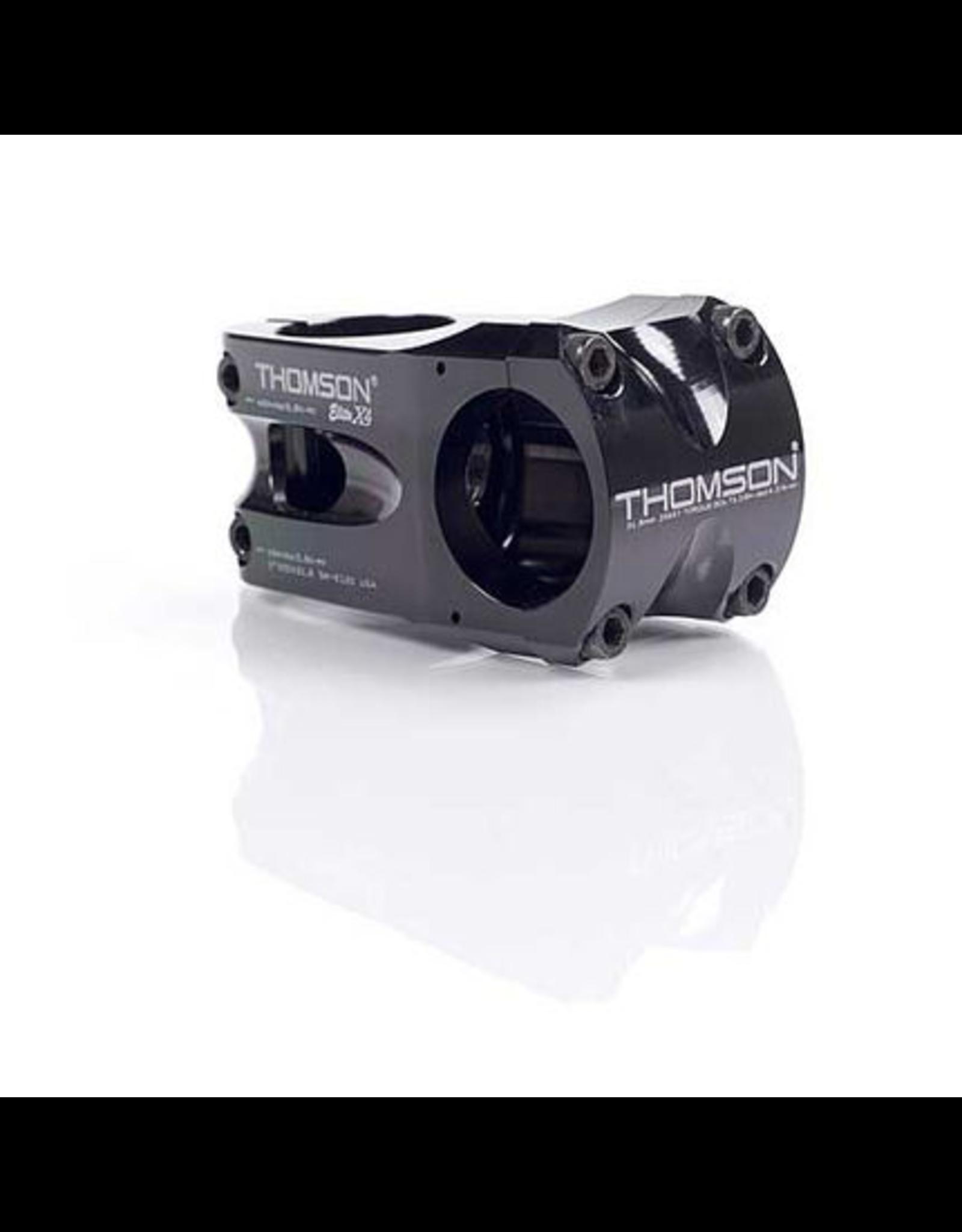Thomson STEM THOMSON ELITE X4 BLACK 60 X 31.8MM 0 DEGREE
