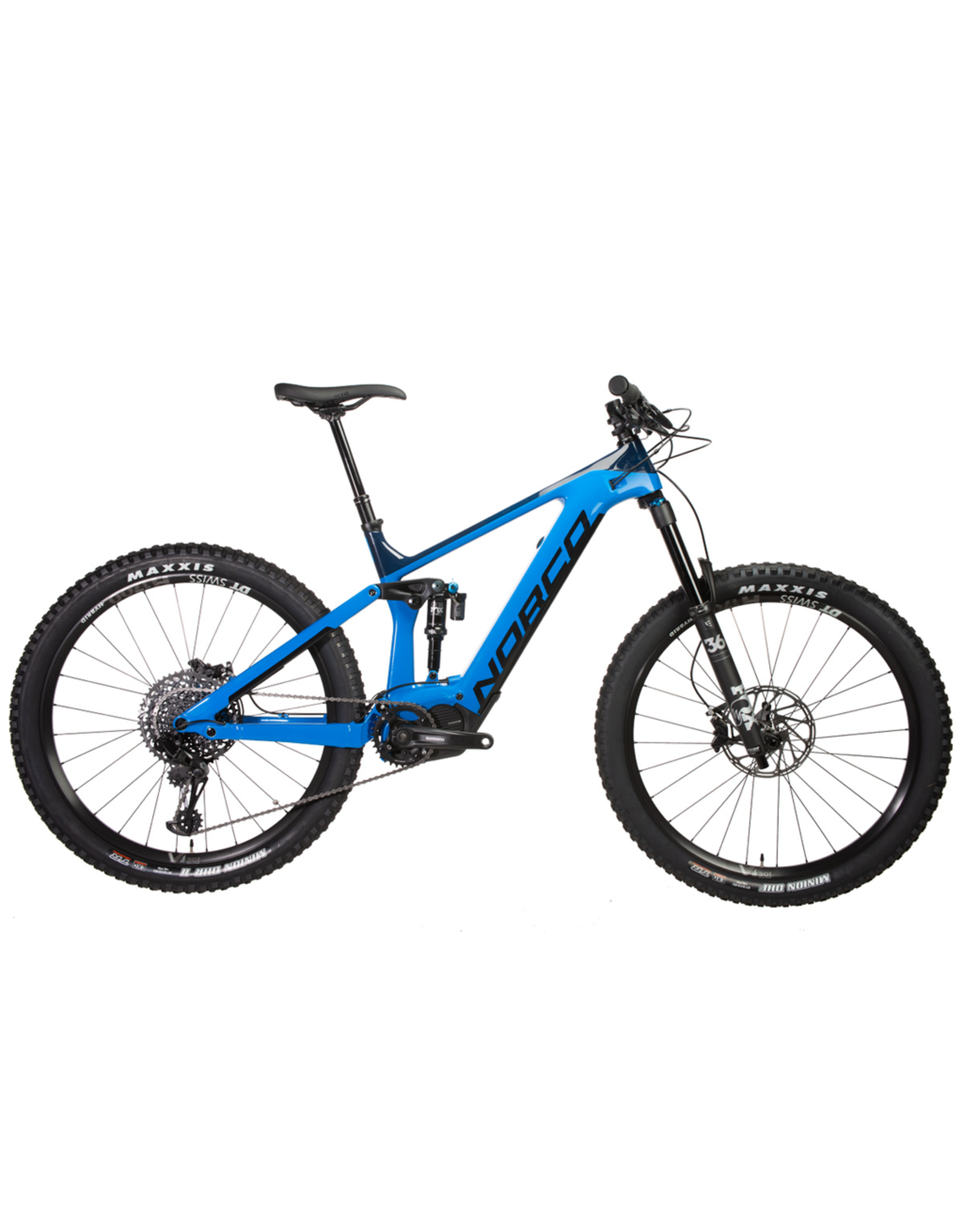 NORCO NORCO SIGHT VLT GX (27) BLUE (E-BIKE)
