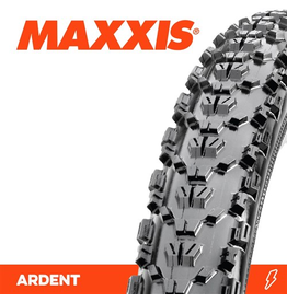 """MAXXIS MAXXIS ARDENT 26 X 2.25"""" WIRE BEAD 60TPI TYRE"""