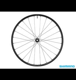 "Shimano WHEEL 29"" FRONT SHIMANO WH-MT600 BLACK 110x15mm CENTERLOCK TUBELESS"