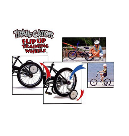 TRAIL GATOR TRAINING WHEELS TRAIL-GATOR FLIP UP
