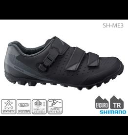 Shimano SHOES SHIMANO SH-ME301 SPD BLACK