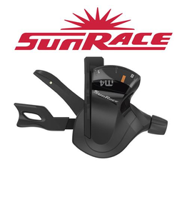 SUNRACE SHIFT LEVER SUNRACE DLM400 RIGHT 8 SPEED