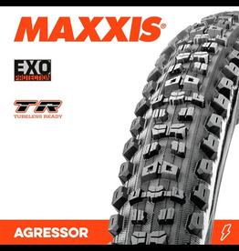 "MAXXIS MAXXIS AGGRESSOR 27.5 X 2.50"" WT TR EXO FOLD 60TPI TYRE"