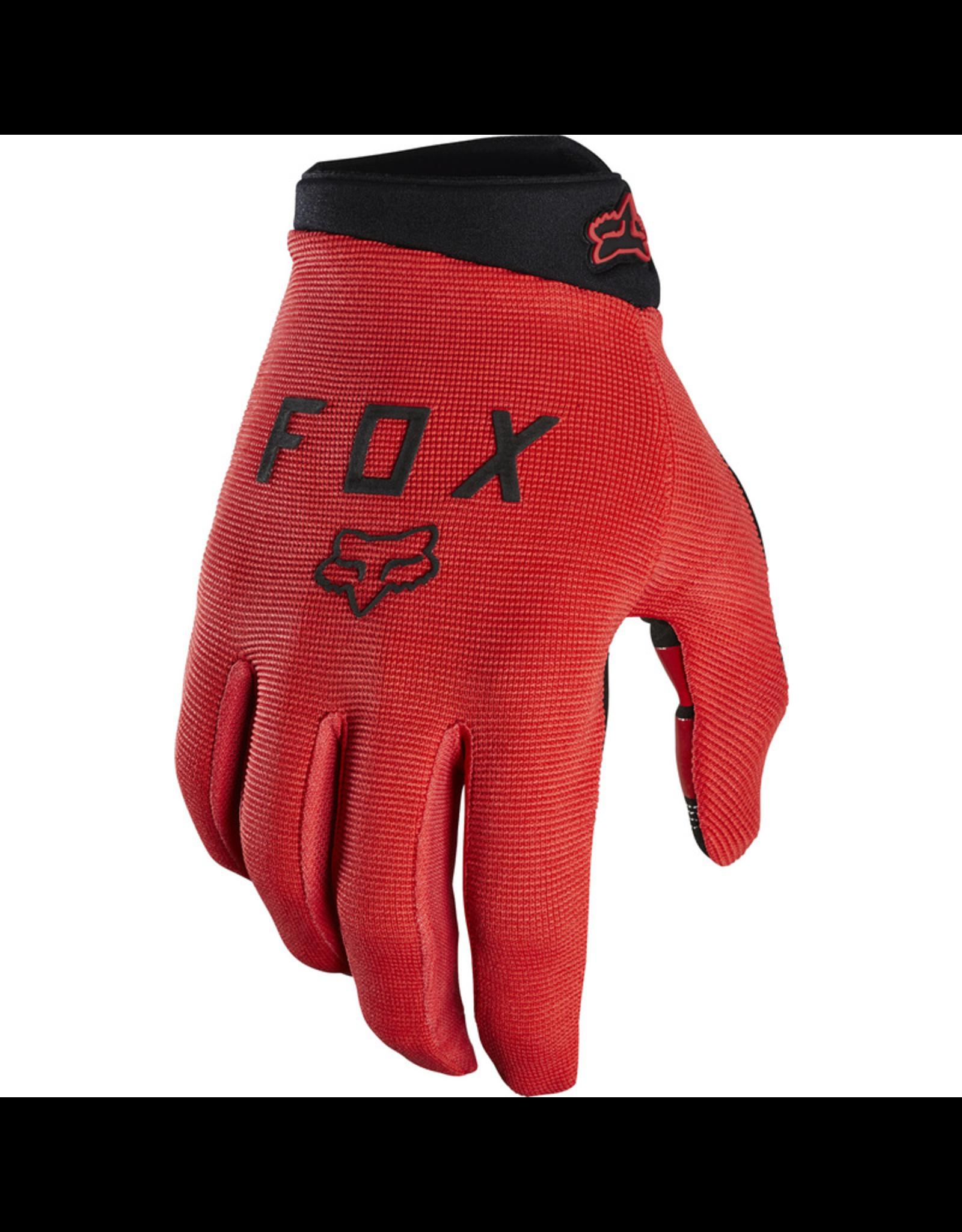 FOX GLOVES FOX '20 RANGER BRIGHT RED
