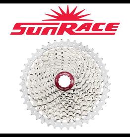 SUNRACE SUNRACE MX3 10 SPEED 11-42T SILVER CASSETTE