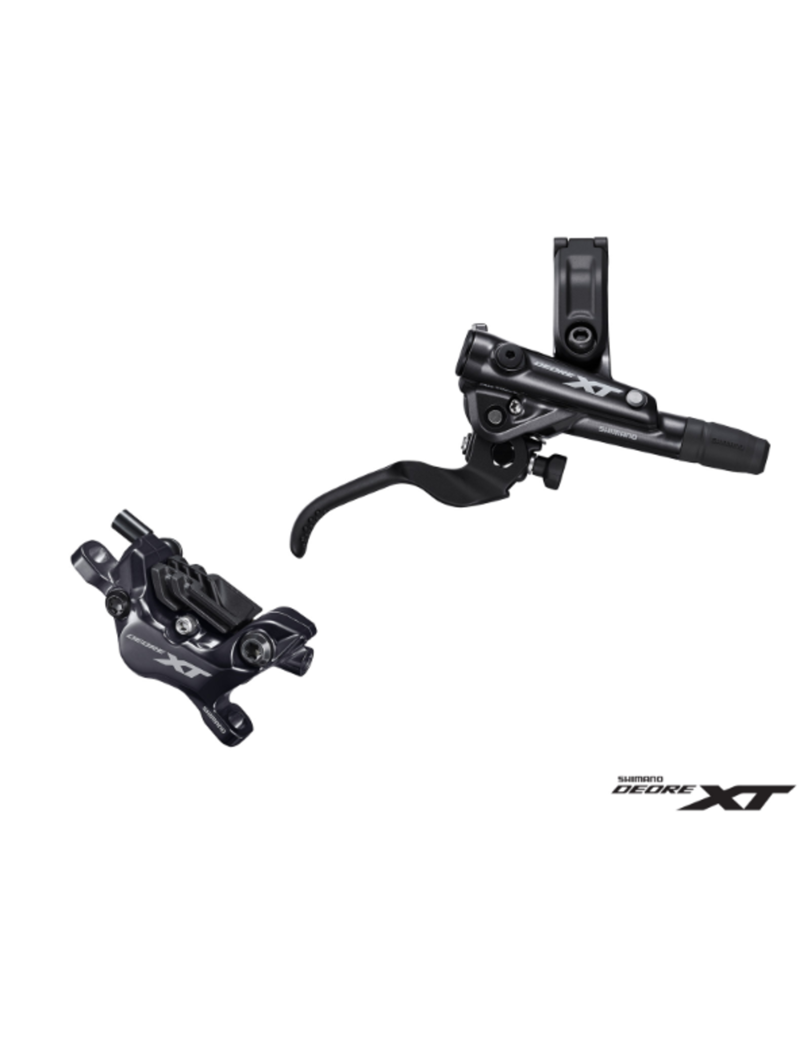 Shimano SHIMANO XT TRAIL M8120 FRONT RIGHT 1000MM W/O ROTOR DISC BRAKE COMPLETE