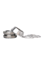 Odyssey HEADSET ODYSSEY BMX INTEGRATED CONICAL SPACER SILVER