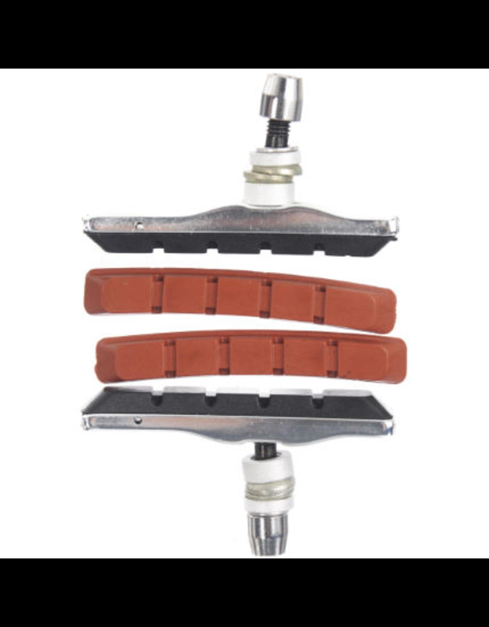 CLARK'S BRAKE PADS RIM CLARKS MTB/BMX CARTRIDGE INC. SPARE PADS