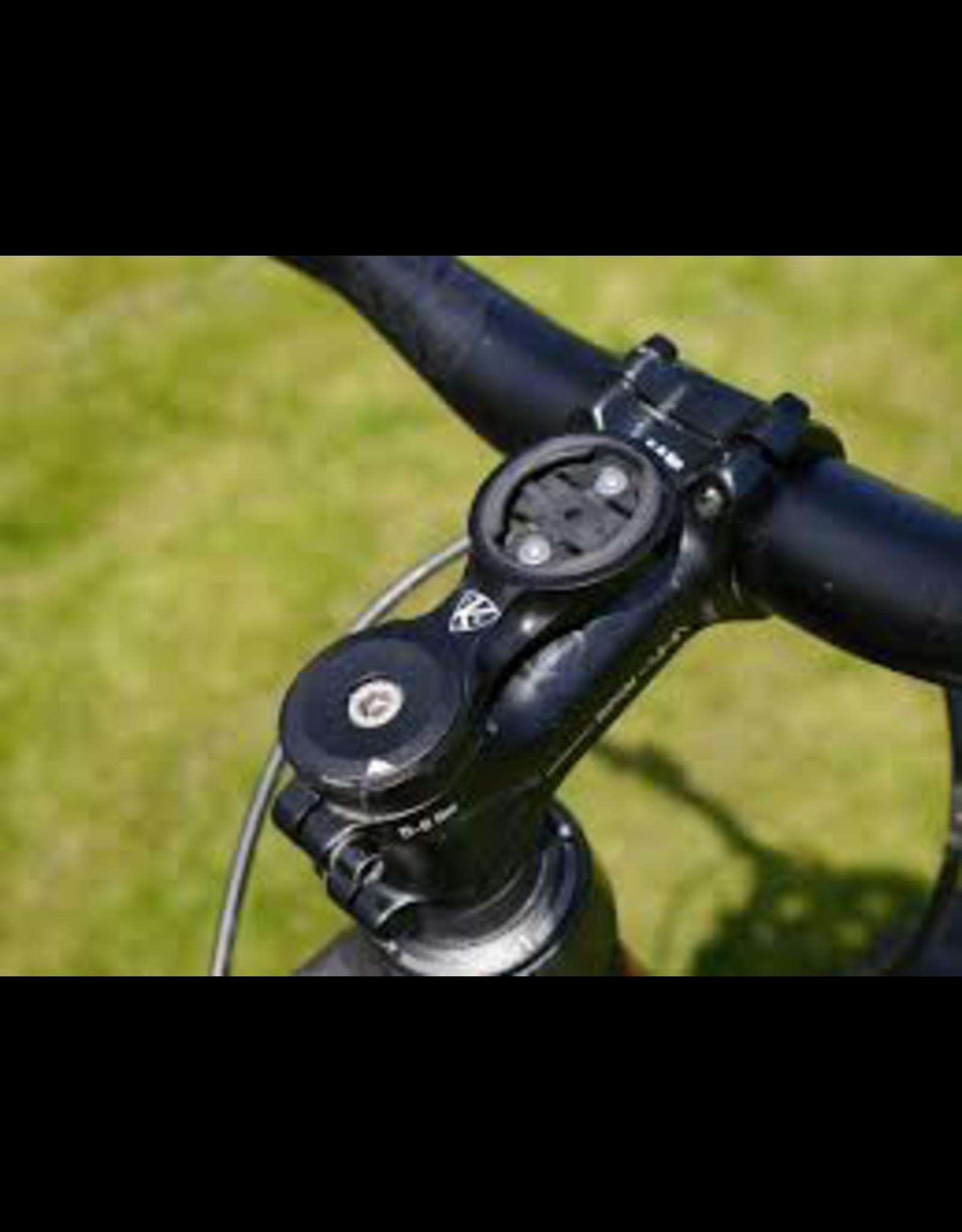 K-EDGE CYCLE COMPUTER K-EDGE STEM FIXED MOUNT FOR GARMIN/BRYTON RED