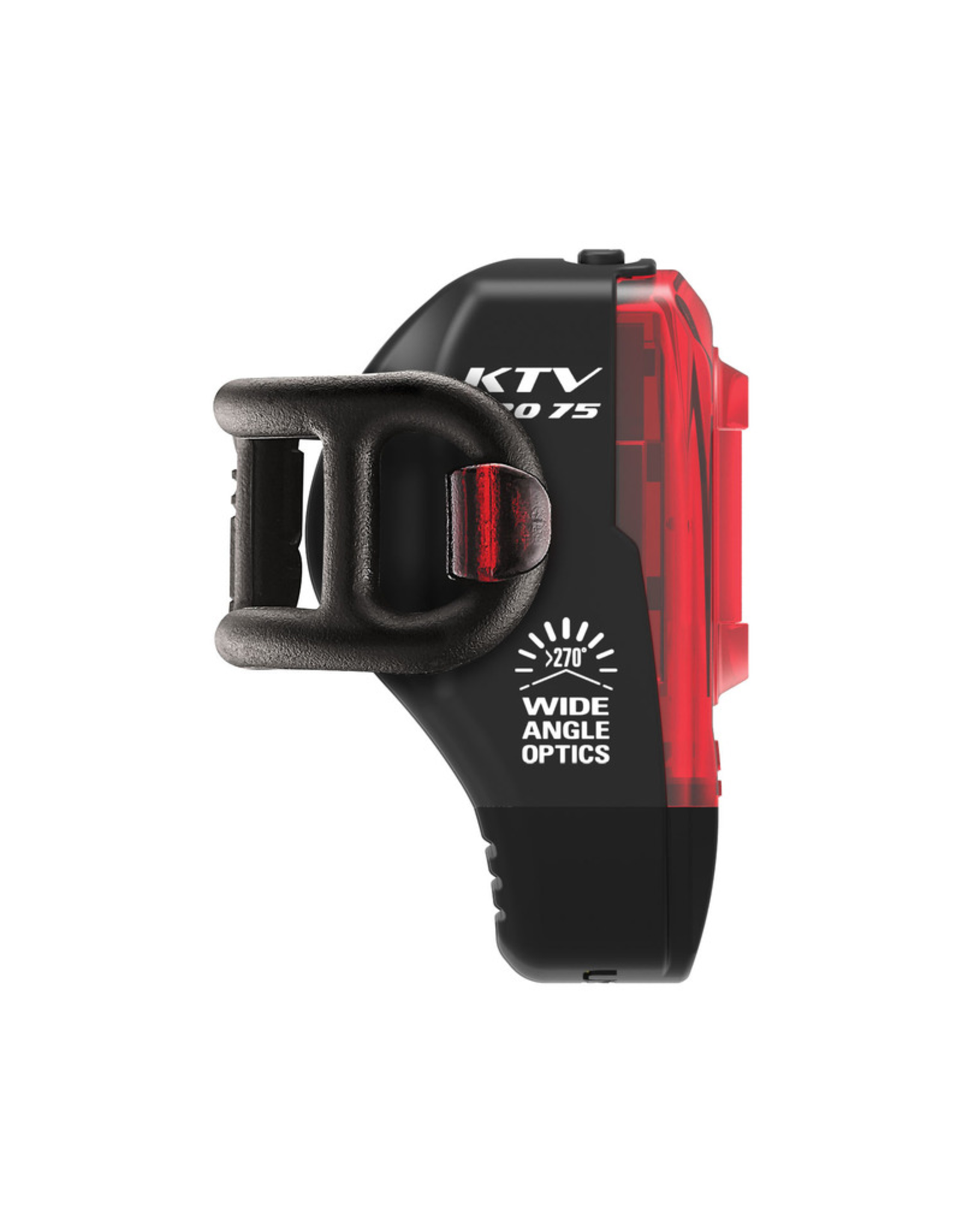 LEZYNE LIGHT TAIL LIGHT LEZYNE KTV DRIVE PRO 75 LUMENS