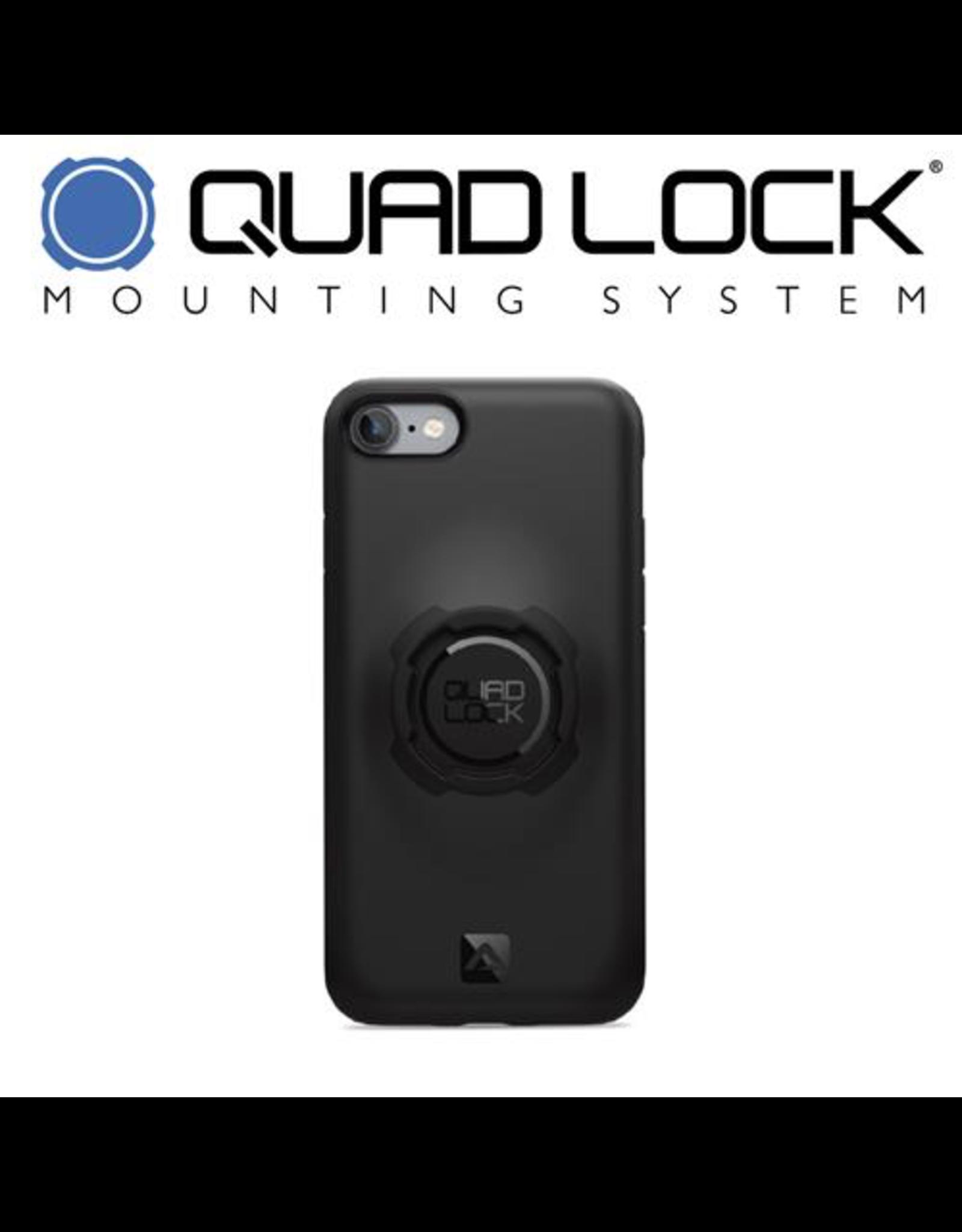 QUAD LOCK QUAD LOCK FOR iPHONE 7/8 PHONE CASE