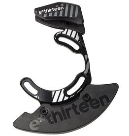 E-THIRTEEN CHAIN GUIDE E-THIRTEEN TRS PLUS COMPACT ISCG 05 28-34T INC. 28 & 34T BASH GUARD BLACK