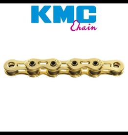 "KMC CHAIN KMC K810SL 1/2X3/32"" SINGLE SPEED 112L GOLD"