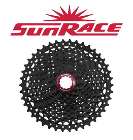 SUNRACE SUNRACE CASSETTE MX3 10 SPEED 11-42T BLACK
