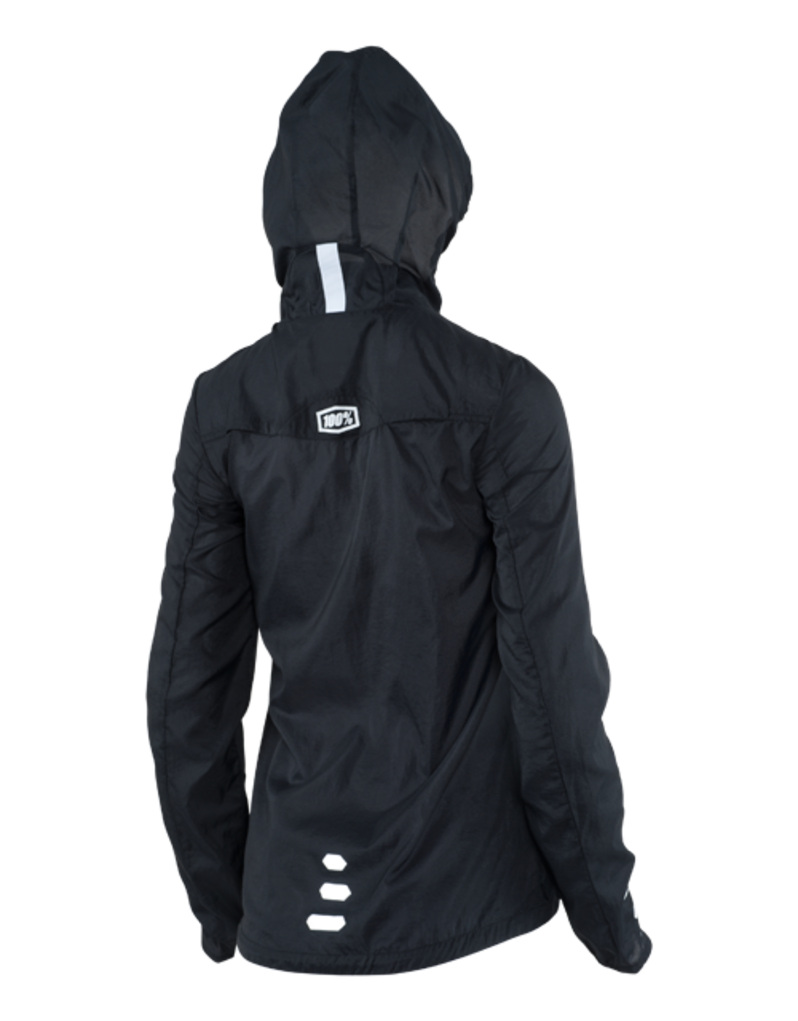100% JACKET 100% AERO TECH WINDBREAKER WOMENS