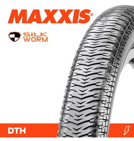 """MAXXIS MAXXIS DTH 20 X 1.75"""" SILKWORM WIRE TYRE"""