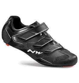 NORTHWAVE SHOES NORTHWAVE SONIC 2 BLACK ROAD