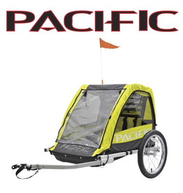 Pacific TRAILER PACIFIC 2 CHILD TRAILER