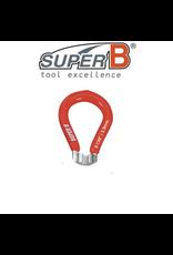 SUPER-B TOOL SUPER-B CLASSIC SPOKE WRENCH 3.5MM